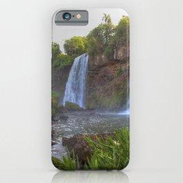 Iguazu Falls Misiones Province Argentina Ultra HD iPhone Case