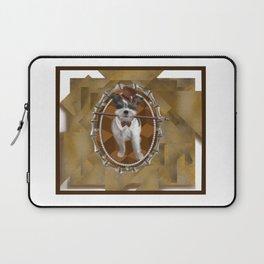 Steam Terrier Laptop Sleeve