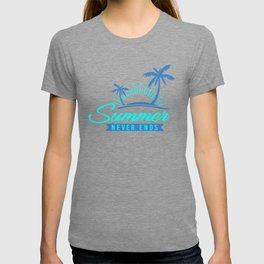 Summer Never Ends pb T-shirt
