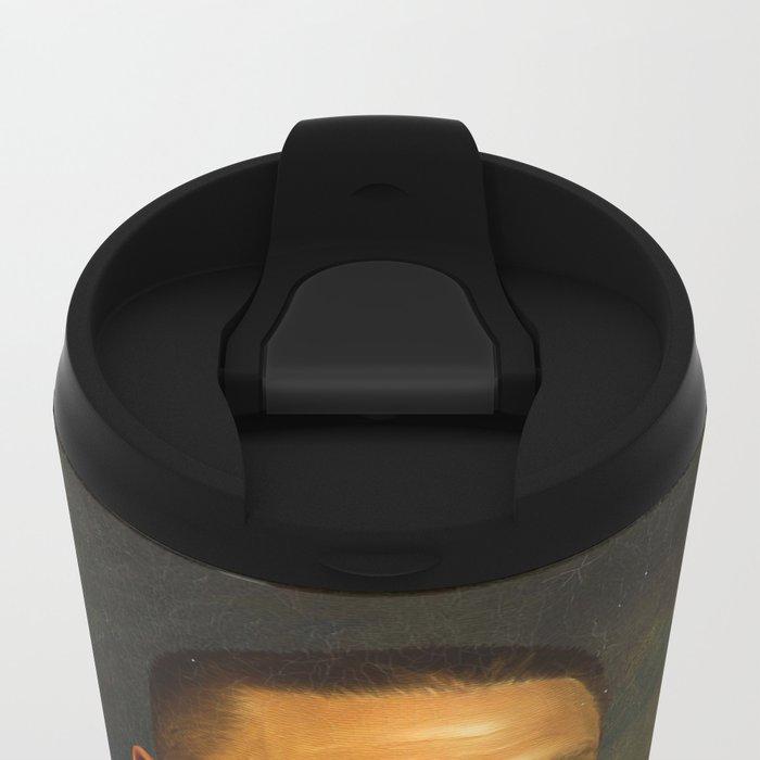John Cena - replaceface Travel Mug