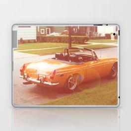 Tangerine Speedo Laptop & iPad Skin