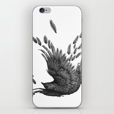Raven Unravelled iPhone Skin