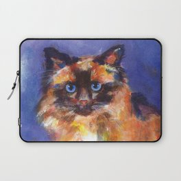 Beautiful Birman Laptop Sleeve