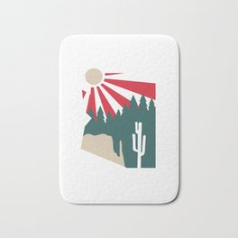 Arizona is for the Outdoors Bath Mat
