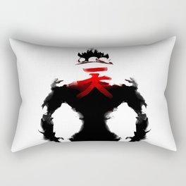 Akuma 3 Rectangular Pillow