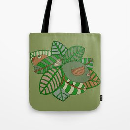 Camobirds Tote Bag