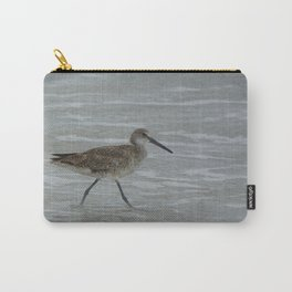 Sandpiper On Anna Maria Island (1) Carry-All Pouch