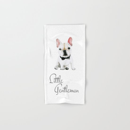 Little Gentleman Hand & Bath Towel