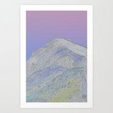 Chromascape 35 (highlands) Art Print