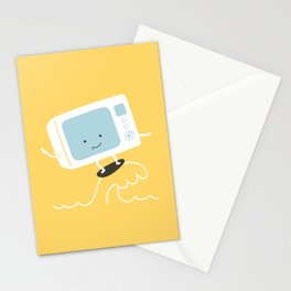 Smile n' Wave Stationery Cards