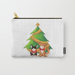 Festive Friends Carry-All Pouch