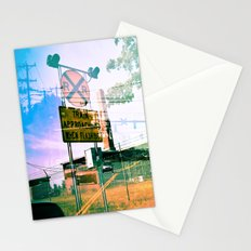 Transportation Stationery Cards
