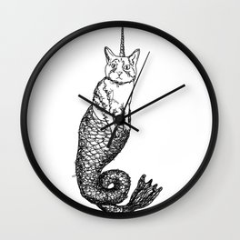 Unimercat Wall Clock