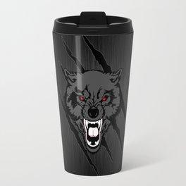 WOLF and ClAW Travel Mug