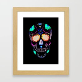 is not october Framed Art Print