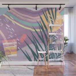Summer Pastels Wall Mural