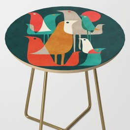 Flock of Birds Side Table