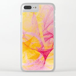 Vernal Equinox Clear iPhone Case
