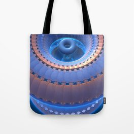 Dilithium Engine, Online Tote Bag