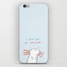 Lotl Love iPhone Skin