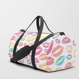 Lips 12 Duffle Bag