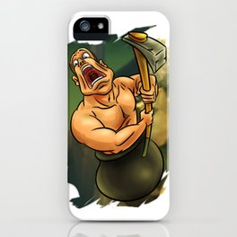 Getting Over iPhone Case