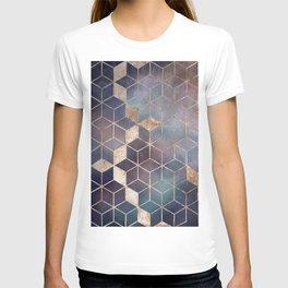 Golden storm T-shirt