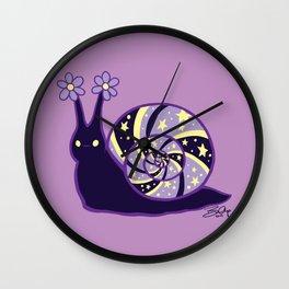 Madrugada Snail Wall Clock