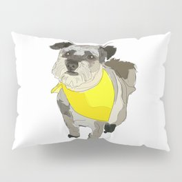 Thor the Rescue Dog Pillow Sham