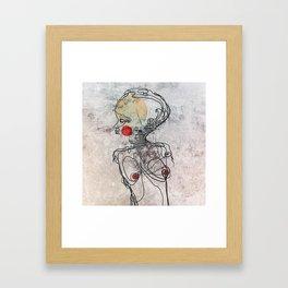 Kira Framed Art Print