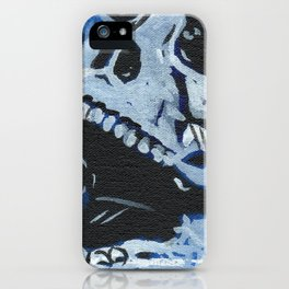 Gunga Skull 04 iPhone Case