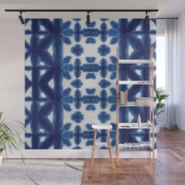 Royal Pima Shibori Wall Mural