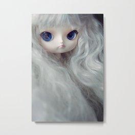 Dal Doll 2 Metal Print
