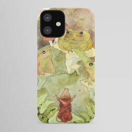 Toad Council iPhone Case