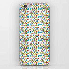 Circle and abstraction 3-abstraction,abstract,geometric,geometrical,pattern,circle,sphere iPhone Skin