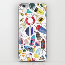 Buoy Collection iPhone Skin