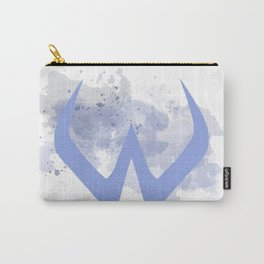 Widowmaker Watercolor Emblem Carry-All Pouch