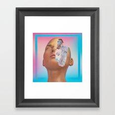 INSIDES (everyday 03.29.16) Framed Art Print