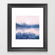 Pastel vibes 03 Framed Art Print