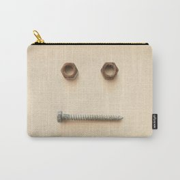 the Forgotten Workshop series- Bolt & Nut Carry-All Pouch