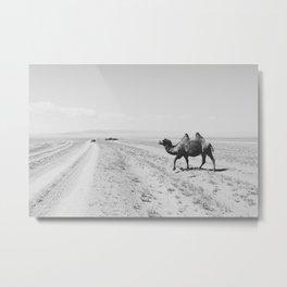 Mongolia  Metal Print