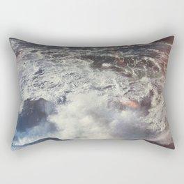 We Aint Ever Getting Older Rectangular Pillow