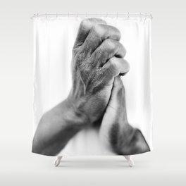 Hands Shower Curtain