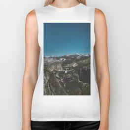 Glacier Point, Yosemite National Park IV Biker Tank