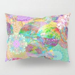 Rainbow Mandala Magic Pillow Sham