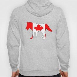 """Wolf """"Canada"""" Hoody"""