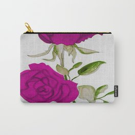 Magnificient Rose Carry-All Pouch