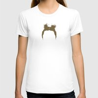 miley cyrus T-shirts featuring Miley Cyrus by John Carstens