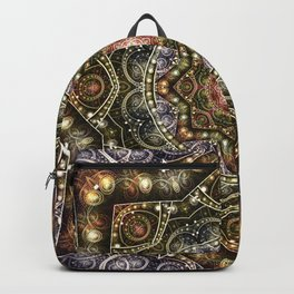 Mandalas from the Voice of Eternity 8 Backpack