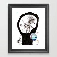 des7 Framed Art Print
